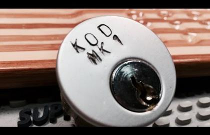 Взлом отмычками --   MK1 Challenge Lock by Kitteh of Dovrejel - Pick & Gut (Challenge Lock that Kitteh of Dovrejel made, clearly as a way of working out some of his issues.) (Время взлома: 0 мин.)