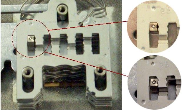 Сувальдный механизм замка